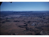 112 - An aerial view in the 1950's above Rocklea looking towards Sherwood