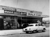 117 - Local shops in Inala in 1955