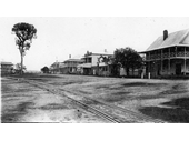 138 - George Street, Beenleigh in the late 1800's