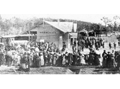 139 - The opening of the Beenleigh train line in 1885