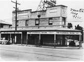 18 - The National Bank's Stones Corner branch in 1952