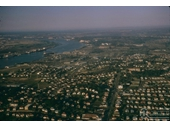 33 - Bulimba and Balmoral seen from the air around the 1960's
