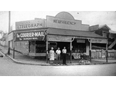 34 - MacKenzie's Newsagency on the corner of Oxford and Bulimba Street in Bulimba
