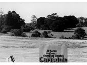 54 - The site of Carindale Shopping Centre just before it was built in 1979