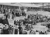 59 - The official opening of the Greenslopes Repatriation Hospital in 1947