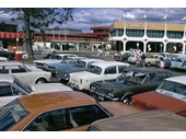 90 - Garden City and its car park in the 1970's