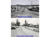 100 - State of Holland Park roads in the 1950's
