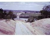 103 - The Centenary Bridge being built in 1964