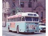 105 - A Seven Hills trolley bus