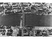 115 - Construction of the new Victoria Bridge in 1969