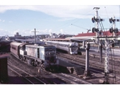 127 - South Brisbane rail station in the 1970's