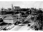 14 - Central station was opened in 1889 after the tunnel between Roma Street to Central was completed