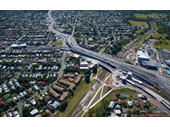151 - The Airport Link and Northern Busway at Kedron