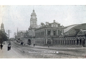 17 - Central station in the early 1900's
