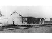 18 - Cleveland rail station and Cleveland line which was completed in 1889