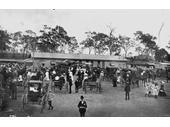 20 - Caboolture rail station in 1906