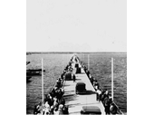 48 - The Opening of the Hornibrook Highway Bridge to Redcliffe in 1935