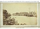 5 - The Breakfast Creek bridge