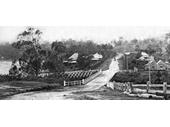 6 - A bridge across Norman Creek on Wynnum Road was built in 1856