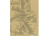 74 - Map from the 1920's of the SE Qld rail network