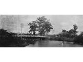 7 - The bridge over Cabbage Tree Creek built in 1861
