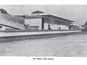 80 - Early photo of Eagle Junction rail station