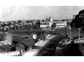 81 - Early photo of Bowen Hills rail station