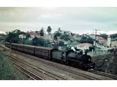 83 - A steam train passes Fairfield