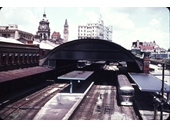 87 - Central Station in the 1950's