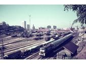 89 - The Roma Street freight train depot