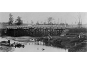 8 - Kedron Brook was bridged in the 1870's