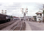 91 - South Brisbane station in the early 1970's
