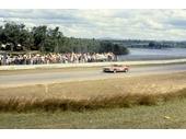 100 - Lakeside racing circuit in the 1980's