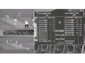 10 - Don Bradman playing against India in 1947-48