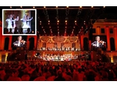112 - Andre Rieu performing at Suncorp Stadium
