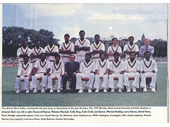 26 - The all-conquering West Indies of the early 1980's