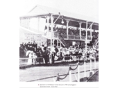 2 - The Gabba in 1907 for a cricket game between England and Qld