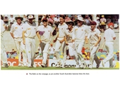 39 - Queensland during its first Sheffield Shield win in 1994-95