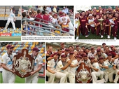 46 - Queensland's most recent Shield and one day title wins