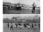 48 - Queensland v England in 1899 union game