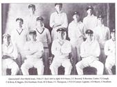 4 - Queensland's First Sheffield Shield team (1926-27)