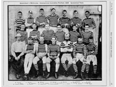 54 - Queensland 1888 Aussie Rules team