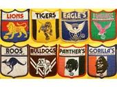 57 - Logos for the local QAFL