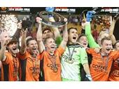 66 - The Brisbane Roar win the 2014 A League
