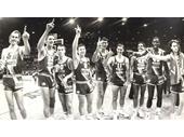 67 - The Brisbane Bullets team that won the 1985 & 1987 NBL titles