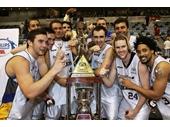69 - The Brisbane Bullets team wins the 2007 NBL title