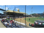 70 - The Brisbane Bandits playing at the Exhibition Ground