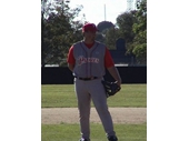 72 - Dave Nilsson former Queensland baseball star and current Bandits coach