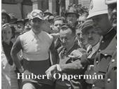 75 - Early Cycling legend Hubert Opperman visiting Brisbane