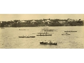 76 - Rowing event on the Brisbane River
